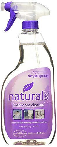 Simple Green 3110000612303 Naturals Bathroom Cleaner, 24 Oz