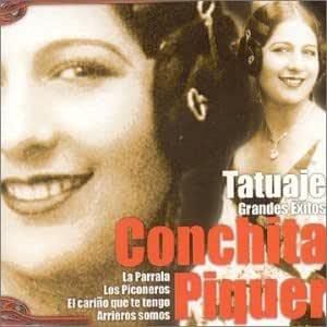Tatuaje-Grandes Exitos: Concha Piquer: Amazon.es: Música