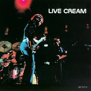 Live Cream by I.M.S Records (Image #1)