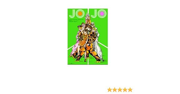 JOJO/'s Bizarre Adventure  Exhibition Part 2 Jonathan Joestar B2 Poster Used