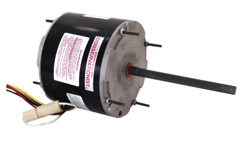 A.O. Smith FE1026SC 1/4 HP, 1075 RPM, 1075 volts, 1.9 Amps, 48Y Frame, Ball Bearing Condenser Motor