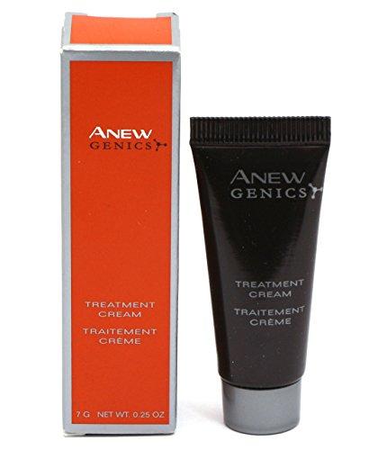 Avon Anew Genics Facial Cream Treatment Trial Travel Size Tu