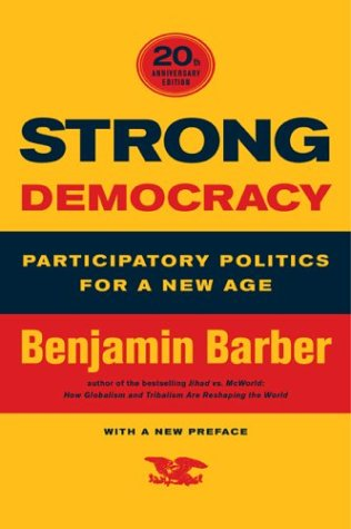 Strong Democracy 20 Th Anniversary Ed.