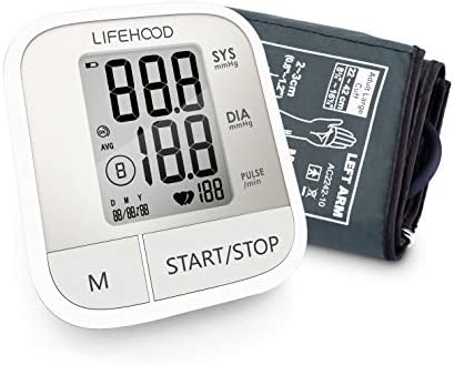 Amazon.com: Monitor de presión arterial – Clínicamente ...