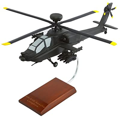 Mastercraft Collection AH-64D Apache Longbow Model Scale: 1/32