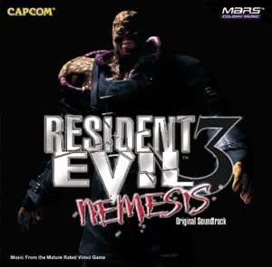 Game Music Resident Evil Resident Evil 3 Nemesis Amazon Com