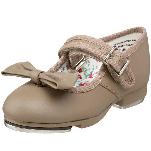 Size  Toddler Mary Jane Tan Tap Shoe