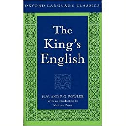 The King's English 3rd Edition