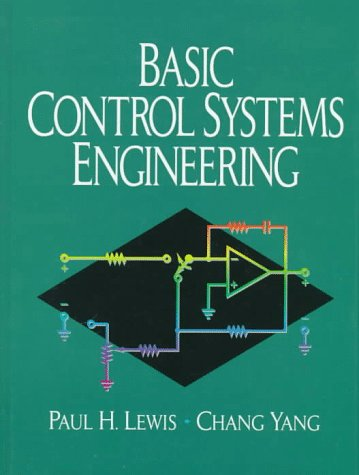 Basic Control Systems Engineering