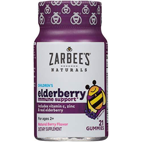Zarbee's Naturals Children's Elderberry
