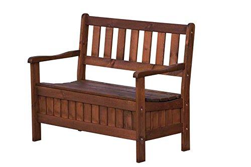 avanti trendstore - panca per il giardino in legno di abete, ca ... - Panche In Legno Per Cucina