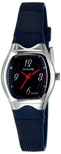 Sonata Analog Blue Dial Women's Watch NM8989PP04 / NL8989PP04