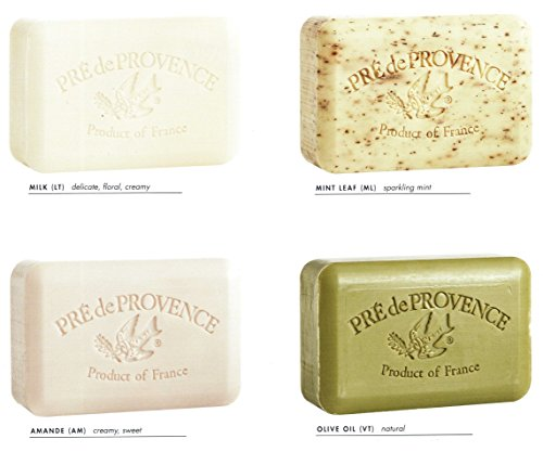 MIXED SCENTS: Case of 12 bars Pre de Provence 250g - Customize with your Choice of Scents by Pre de Provence (Image #2)