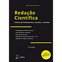 Redação Científica - Práticas de fichamentos, resumos, resenhas