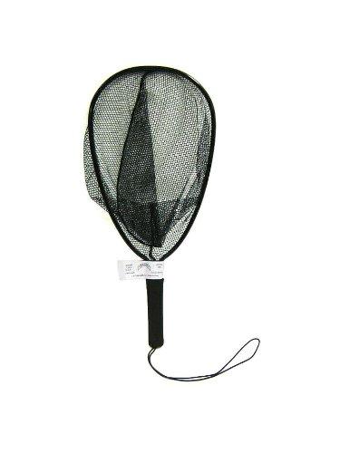 UPC 080785202318, Ranger 20231 Alumaguard Catch and Release Knotless Trout Landing Net (6-Inch Handle, 8 x 14-Inch Hoop, 8-Inch Net Depth)