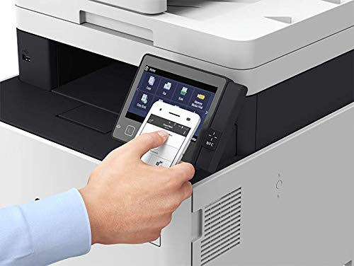 Canon Color imageCLASS MF743Cdw - All in One, Wireless, Mobile Ready, Duplex Laser Printer (Comes with 3 Year Limited Warranty) by Canon (Image #5)