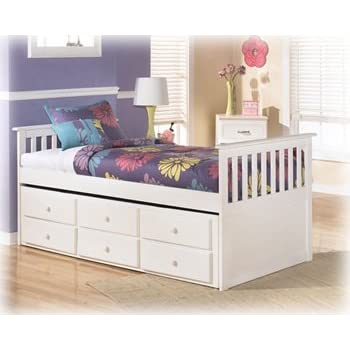 Amazon Com Broyhill Kids Marco Island Captain S Bed With