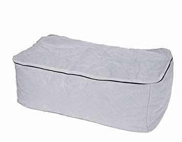 Protective Covers Large Storage Bag For Chair Cushions, Gray Part 45