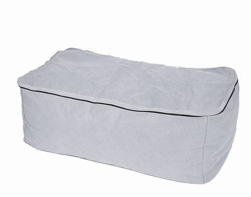 Protective Covers Large Storage Bag for Chair Cushions, Gray 1182