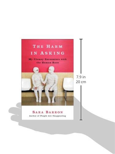 the harm in asking barron sara