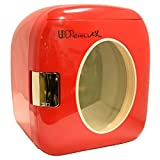 Uber Appliance UB-XL1-RED Chill 12 Can Retro Personal Mini Fridge