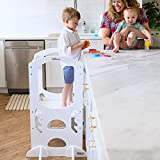 Kids Learning Tower by Little Partners – Child