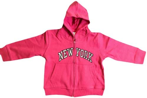 Baby girls pink zip hoody in ages 3 to 24 months Made of 100/% cotton free P/&P