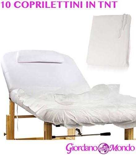 Cerco Lettino Da Massaggio Usato.Coprilettino Massaggi 10 Pz In Tnt Copri Lettino Massaggi Monouso