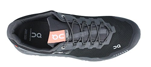 On Running Cloudventure Waterproof Black Dark Schwarz