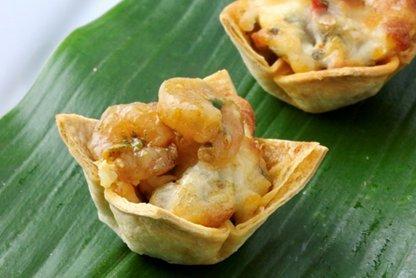 Order Bulk Southwestern Shrimp Taco Bowl - Gourmet Frozen Seafood Appetizers (Set of 4 Trays) by Appetizersusa