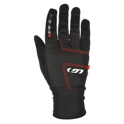 Mens Pittards Carbon - Louis Garneau - Course Attack Gloves, Size: Medium, Color: Black