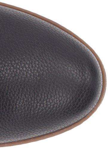 Nf75 black Suede Grain N01 Noir Soft Cavalières El lux Femme Black Bottes Naturalista lichen 56qXWR7