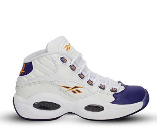 White Reebok Player (Reebok X Packer Shoes Question MID for Player USE ONLY KB8 White V53581 Promo)
