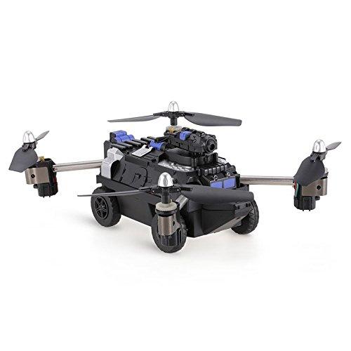 JJRC Drone Tanque H40WH Cámara Giratoria 360º HD con Transmisión en Vivo