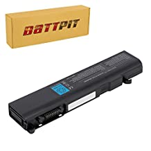 Battpit™ Laptop / Notebook Battery Replacement for Toshiba Tecra M3-S336 (4400 mAh) (Ship From Canada)