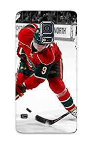 Appearance Snap-on Case Designed For Galaxy S5- Ice Hockey (best Gifts For Lovers)