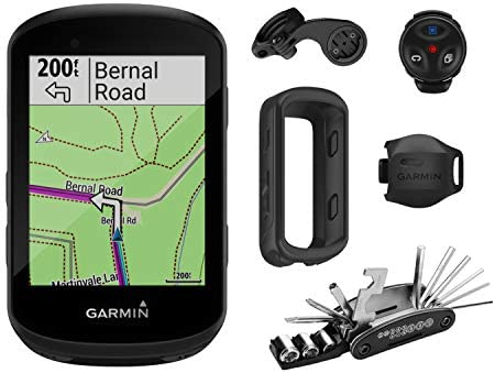Garmin Edge 530 GPS Cycling Computer with Included Wearable4U Cycling Multi Tool Bundle