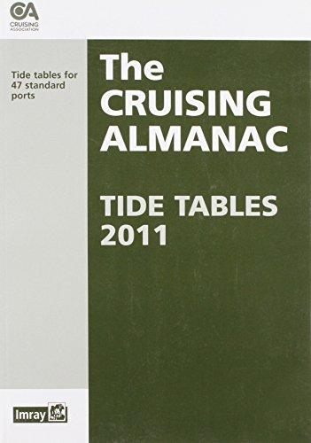 Cruising Almanac Tide Tables 2011