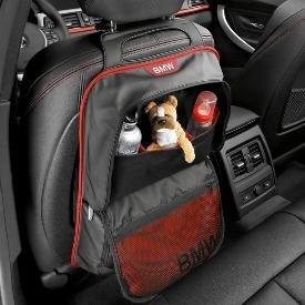 BMW seat backrest storage bag - sport line (Design Backrest)