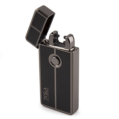 Tesla Coil Lighters USB Rechargeable Windproof Arc Lighter Choose Your Style