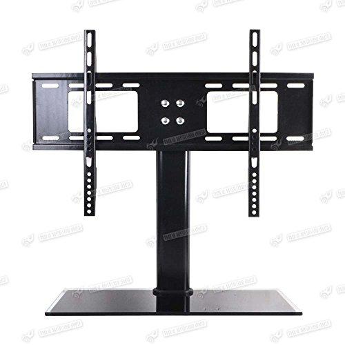 TV Staender Standfuss Wandhalterung LCD PLASMA LED Fernseher Halter Halterung 37-55