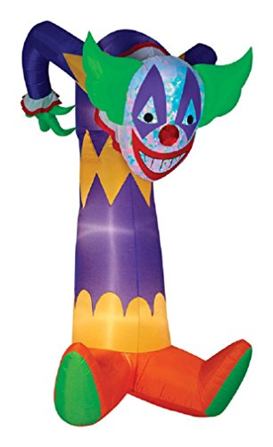 Inflatable Clown 7ft (Inflatable Clown)