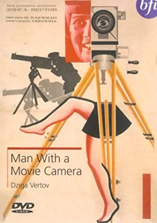 Man With A Movie Camera [1929] [DVD]: Amazon.co.uk: Dziga Vertov ...