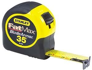 Stanley 33-735 35-Feet-by-1-1/4-Inch FatMax Tape Rule