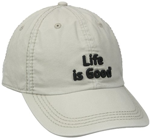 Life is good B and B Branded Chill Cap , One Size