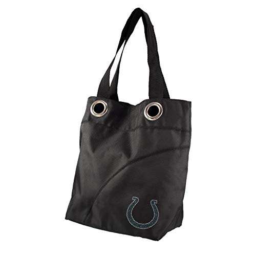 NFL Indianapolis Colts Sport Noir Sheen Tote