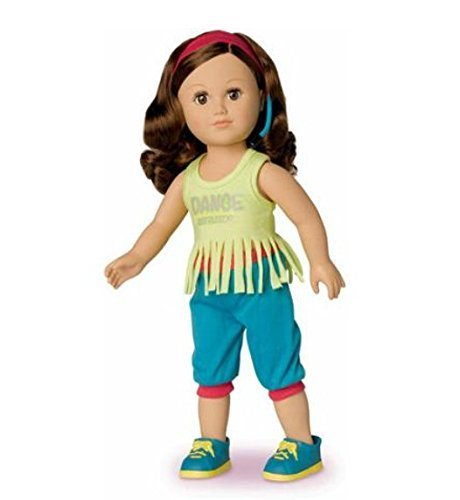 My Life As Dance Instructor Doll 18 by myLife Brand Products