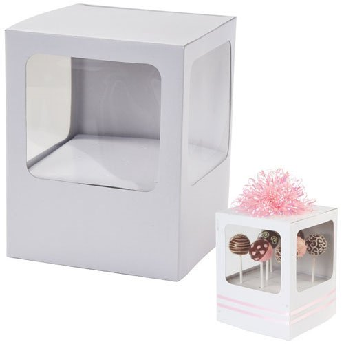 Wilton Pops Gift Boxes6.25inX8in -