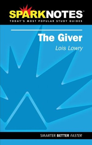 the-giver-sparknotes-literature-guide-sparknotes-literature-guide-series