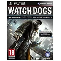 Ubisoft Watch Dogs Special Ed. [PSX3]